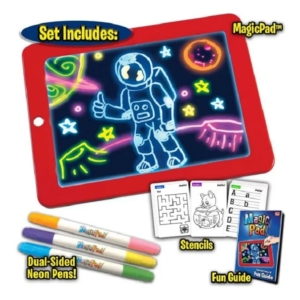 TABLET COLORES MAGIC SKETCHPAD 26787