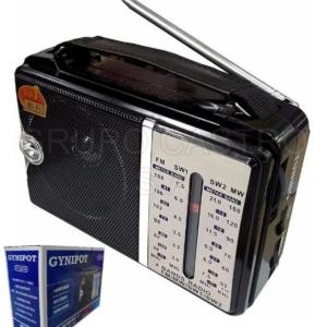 RADIO AM FM  4Band portable Radio GY224A