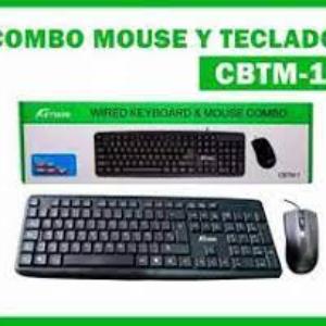 TECLADO MOUSE COMBO  KEYWIN CBTM-1